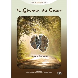 DVD Le chemin du coeur - La pierre d'Uruguay