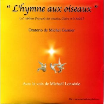 CD L'Hymne aux Oiseaux