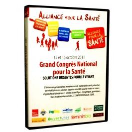 DVD Alliance pour la santé 2011