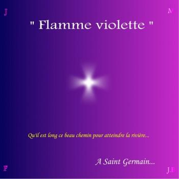 CD Flamme Violette