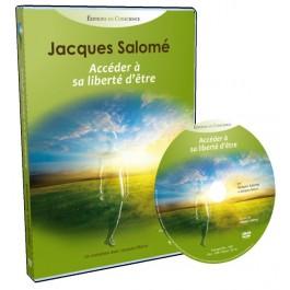 """DVD """"Accéder à sa liberté d'être"""" avec Jacques Salomé"""