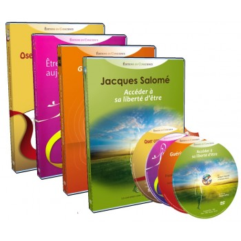 Pack 4 DVD Editions en Conscience