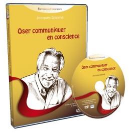DVD Oser communiquer en conscience avec Jacques Salomé, Editions en Conscience