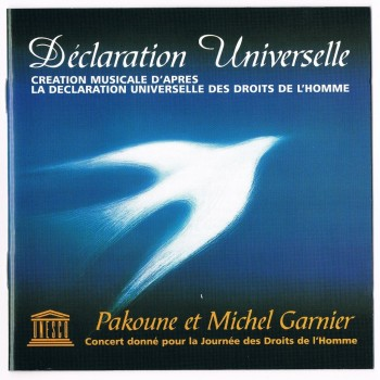 CD Déclaration Universelle